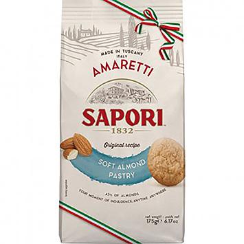 Sapori Amaretti soft almond pastry 175g
