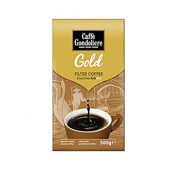 Caffé gondoliere Gold filter coffee 500g