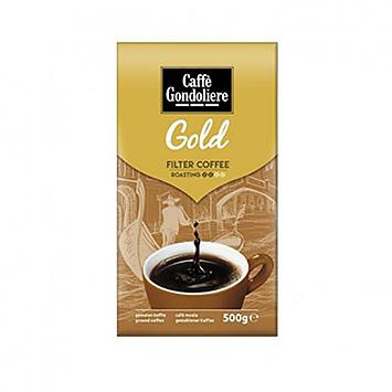 Caffé Gondoliere Gold Filterkaffee 500g