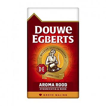 Douwe Egberts Aroma rot Kaffe grobe Mahlung 250g