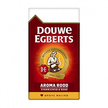 Douwe Egberts Aroma red coarse ground 500g