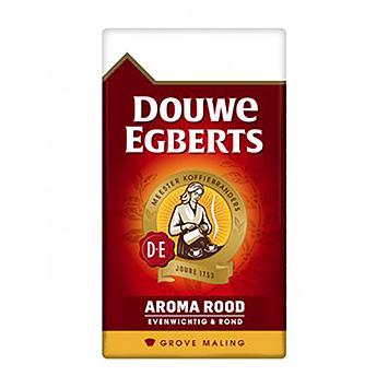 Douwe Egberts Aroma rood grove maling 500g