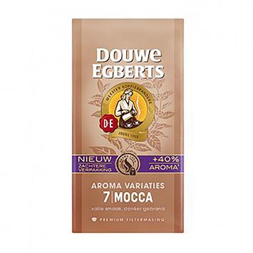 Douwe Egberts Aroma variaties 7 mocca premium filtermaling 250g