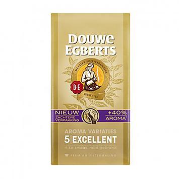 Douwe Egberts Excellent aroma variaties 5 premium filtermaling 250g