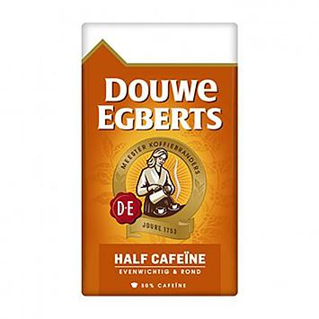 Douwe Egberts Halb-Koffein Filterkaffee 250g