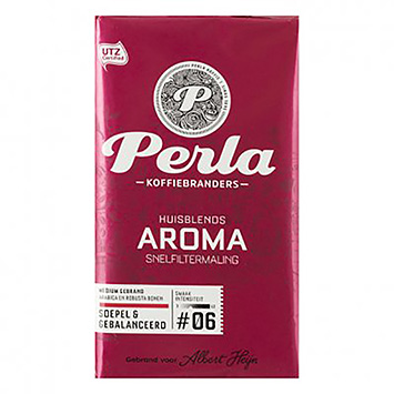 Perla Aroma snelfiltermaling 250g