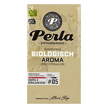 Perla Biologisch aroma snelfiltermaling 500g