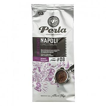 Perla Espressimo Napoli espresso moulu 250g
