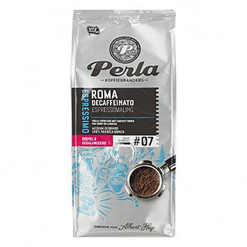 Perla Espressimo Roma decaffeinato espressomaling 250g