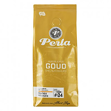 Perla Gold quick filter grind 250g