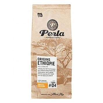 Perla Origins Ethiopia quick filter grind 250g