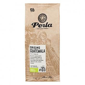 Perla Origins Guatemala filtre rapide broyage 250g