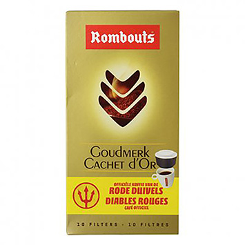 Rombouts Goudmerk 10x7g