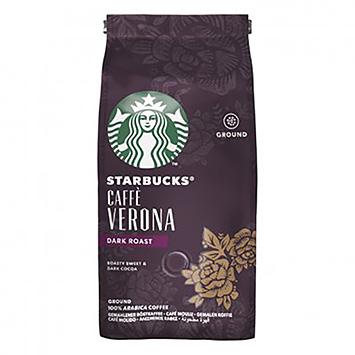 Starbucks Caffè Verona dark roast ground 200g