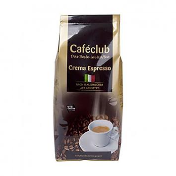 Café club Crema espresso 1000g