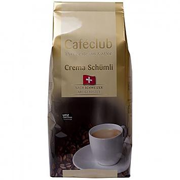 Café Club Crema Schümli 1000g