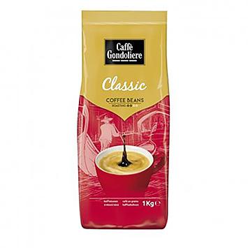 Caffè gondoliere Classic coffee beans 1000g