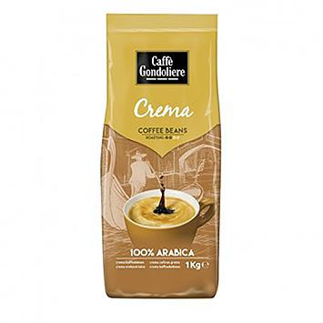 Caffè Gondoliere Crema Kaffeebohnen 1000g