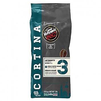 Caffè vergnano Cortina 500g