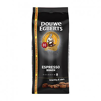 Douwe Egberts Espresso no 9 bonen 900g