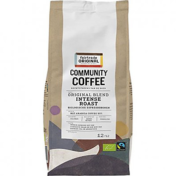 Fairtrade original Intense roast 500g