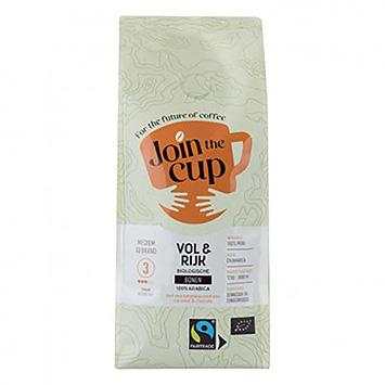 Join the cup Vol en rijk bonen 500g