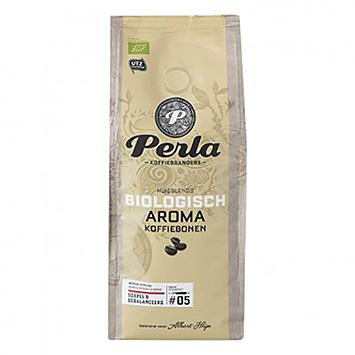 Perla Organic aroma coffee beans 500g
