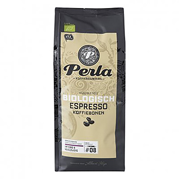 Perla Organiske espresso kaffebønner 500g