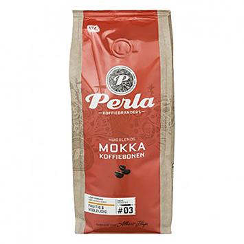 Perla Mokka Kaffeebohnen 500g