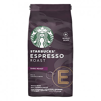 Starbucks Espresso dark roast coffee beans 200g