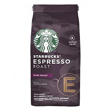 Starbucks Espresso dunkle Röstkaffeebohnen 200g