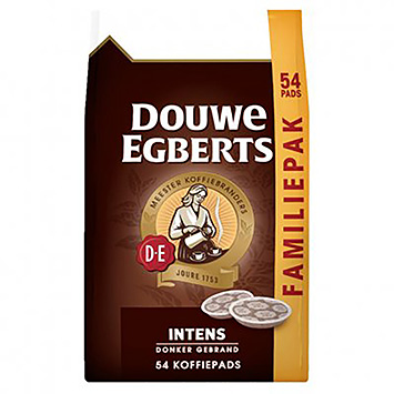 Douwe Egberts Intense 54 coffee pods 375g