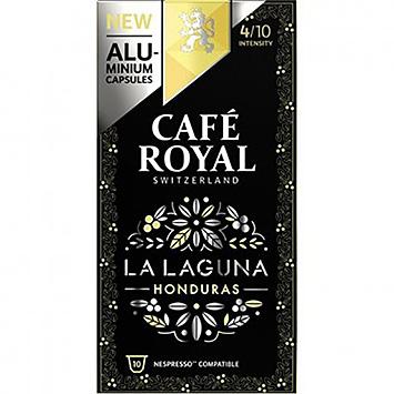 Café royal La laguna Honduras 10 capsules 53g