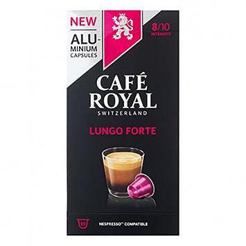 Café royal Lungo forte 10 kapsler 55g