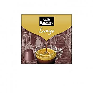 Caffè gondoliere Lungo 10 kapsler 55g