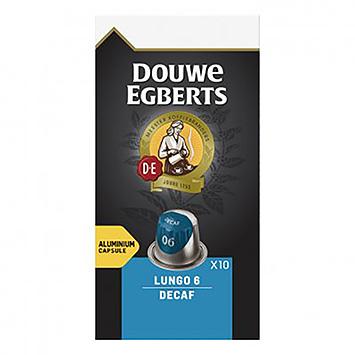 Douwe Egberts Lungo decaf 10 capsules 52g