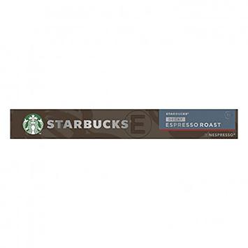 Starbucks Decaf espresso roast 10 capsules 57g