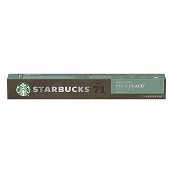 Starbucks Pike place 10 capsules 53g