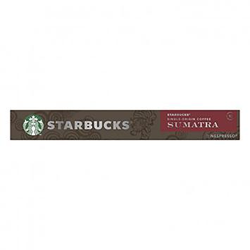 Starbucks Sumatra 10 capsules 55g