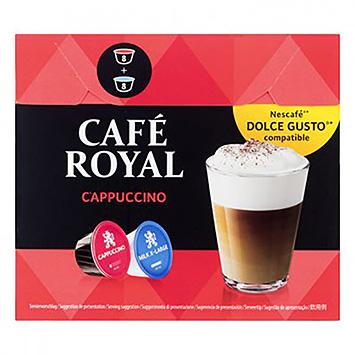 Café Royal Cappuccino Dolce Gusto kompatiblen 16 Kapseln 170g