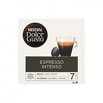 Nescafé Dolce Gusto Espresso Intenso 16 Kapseln 112g
