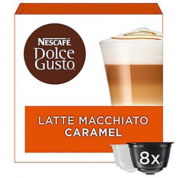 Nescafé Dolce Gusto Latte Macchiato Karamell 16 Kapseln 169g