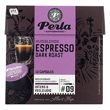 Perla Espresso Dark Roast Dolce Gusto kompatibel 12 Kapseln 78g