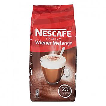 Nescafé Family Wiener melange 20 koppen 280g
