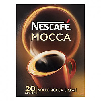 Nescafé Mocca 20 koppen 70g