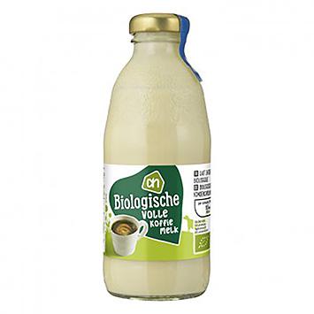 AH Organic full-bodied coffee milk 188ml