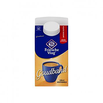 Friesche Vlag Goudband Kaffeemilch Packung