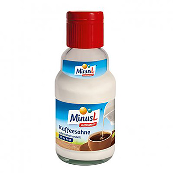 MinusL Kaffeesahne 165g