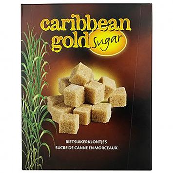 Carottes de sucre de canne à sucre Gold Caribbean 500g