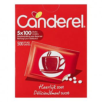 Canderel 5x100 stuks 43g